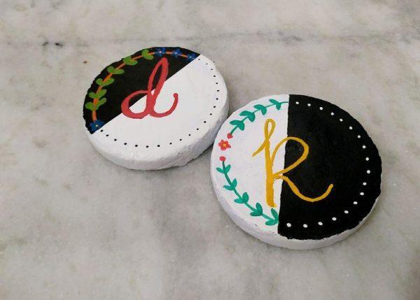 customisable coaster