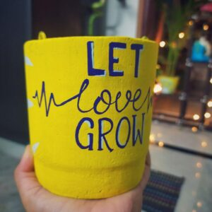 Let Love Grow 1
