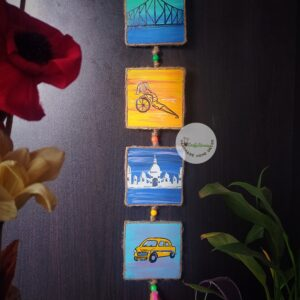 Kolkata Series Wall Hanging